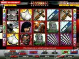 slot machine gratis Blade CryptoLogic