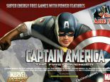 slot machine gratis Captain America Playtech