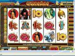 slot machine gratis Conan The Barbarian CryptoLogic