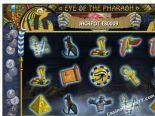 slot machine gratis Eye of the Pharaoh Omega Gaming