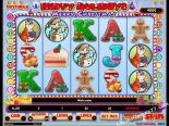 slot machine gratis Happy Holidays iSoftBet