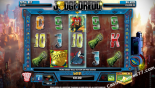 slot machine gratis Judge Dredd NextGen