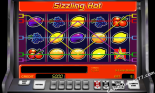 slot machine gratis Sizzling Hot Novomatic