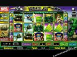 slot machine gratis The Hulk CryptoLogic
