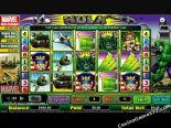 slot machine gratis The Hulk CryptoLogic