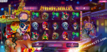 slot machine gratis Trendy Skulls MrSlotty